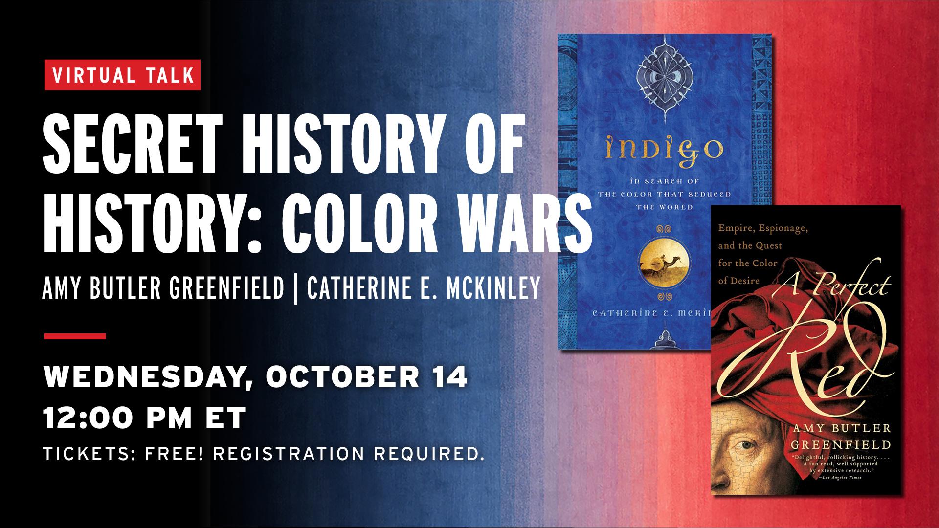 Secret History of History- Color Wars